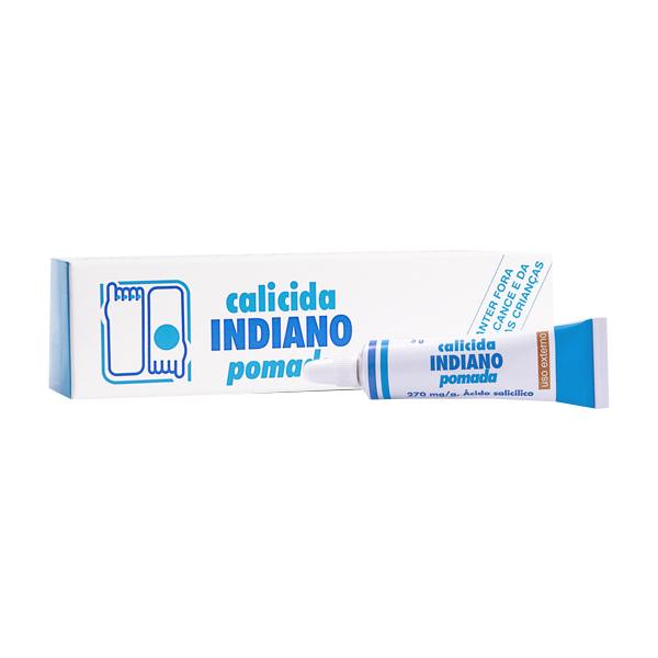 Calicida Indiano, 270 mg/g-5 g x 1 pda