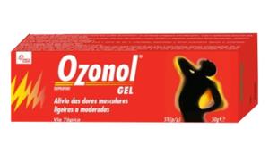 Ozonol, 50 mg/g-50 g x 1 gel bisnaga