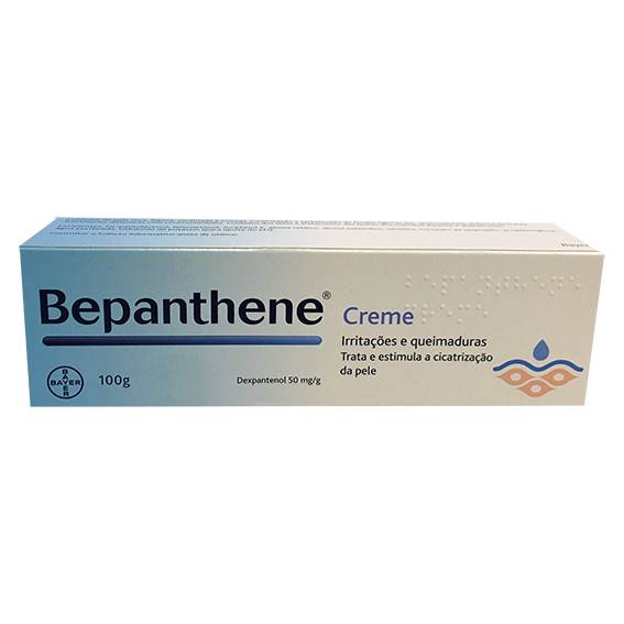 Bepanthene, 50 mg/g-100 g x 1 creme bisnaga
