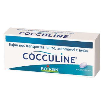 Cocculine x 30 comp chupar