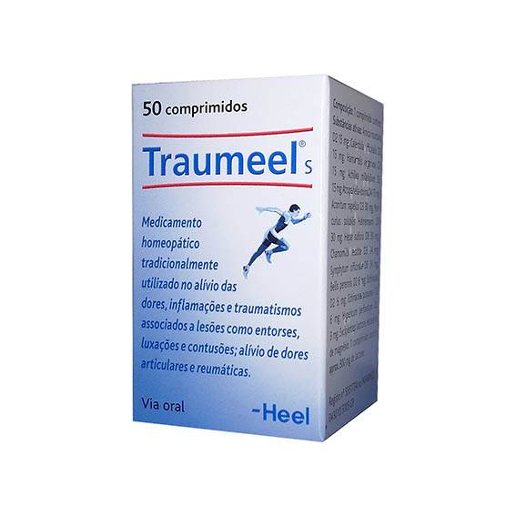 Traumeel S x 50 comp