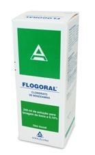 Flogoral, 1,5 mg/mL-240mL x 1 sol bucal frasco