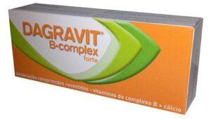Dagravit B Complex Forte x 30 comp rev