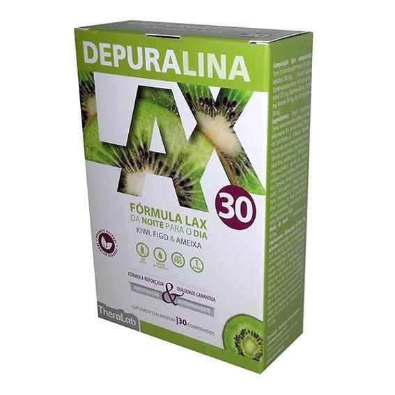 Depuralina Lax Comprimidos X30