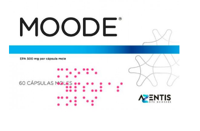 Moode Cápsulas x60