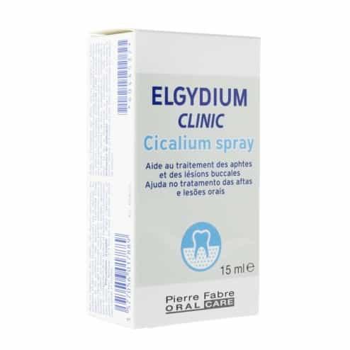 Elgydium Breath Spray Oral 15ml