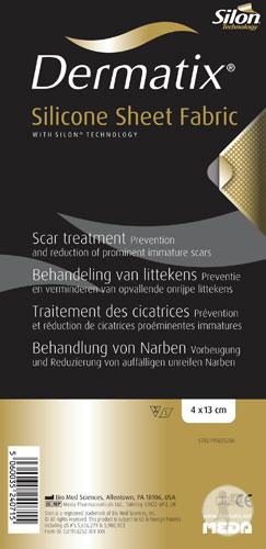 Dermatix Penso Silicone 4x13cm