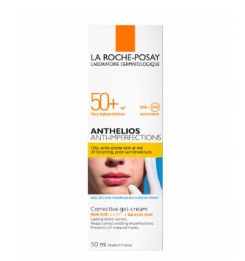 Anthelios Gel-Creme Anti-imperfeições SPF 50+ 50ml