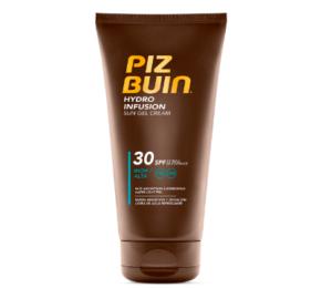 Piz Buin Hydro Infusion Gel-creme Solar FPS 30 150ml