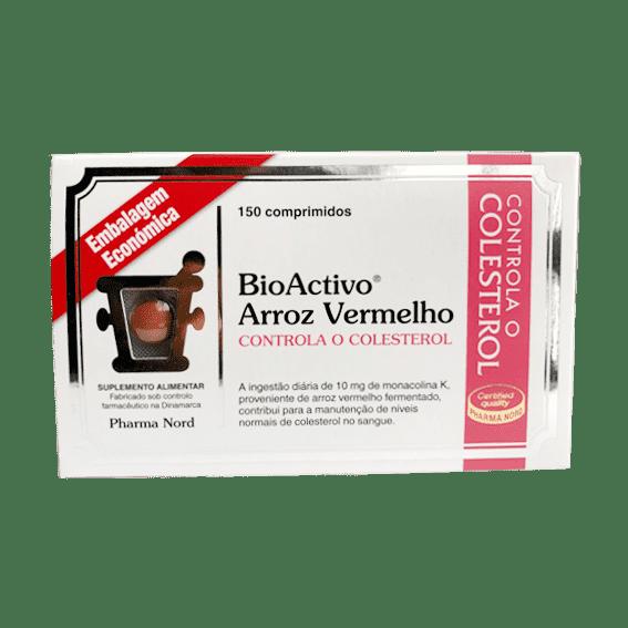 Bioactivo Arroz Vermelho Compimidos X150