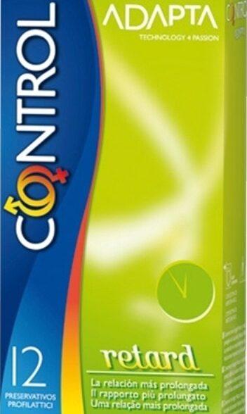 Control Retard Preservativos x12