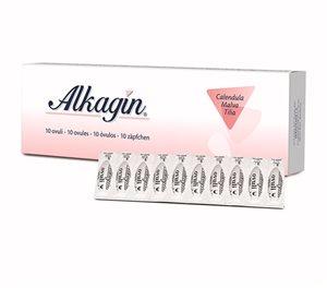 Alkagin Ovulo Vaginal X 10