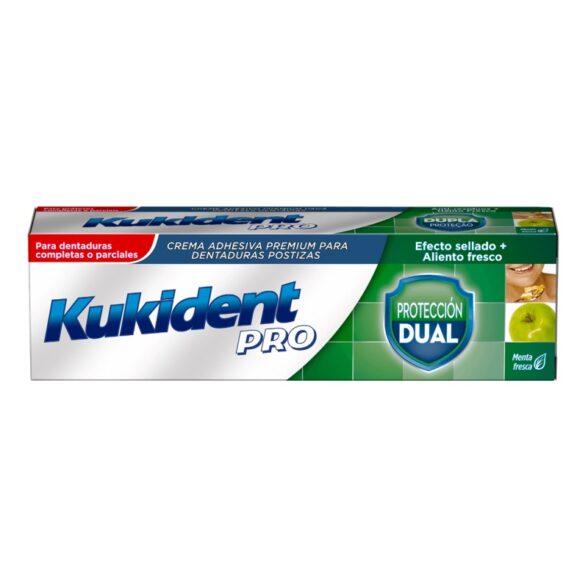 Kukident Pro Proteção Dual Creme Prótese Dentária 40g