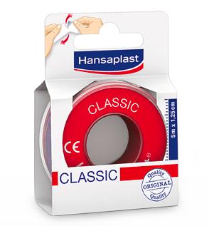 Hansaplast Classic Adesivo 5mx1,25cm
