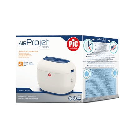 Nebulizador Pic Solution AirProjet Plus