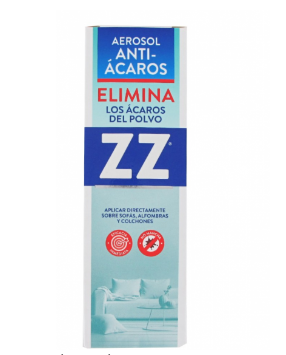 Zz Spray Ácaros 200ml