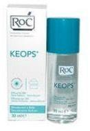Roc Higiene Desodorizante Keops Roll On 30ml