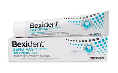 Bexident Gengivas Pasta de Dentes Triclosan 75ml