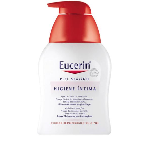 Eucerin Pele Sensivel Higiene Intima 250ml