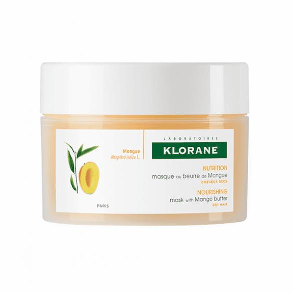 Klorane Capilar Mascara Manteiga Manga 150ml