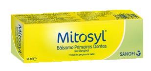 Mitosyl Bálsamo Primeiros Dentes Gel 25ml
