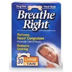 Breathe Right Penso Nasal Grande x30