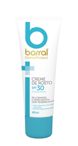 Barral DermaProtect Creme de Rosto SPF 30+ 40ml