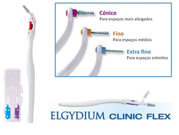 Elgydium Clinic Escovilhão Flex 1