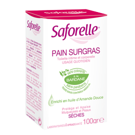 Saforelle Sabonete Enriquecido com Lipidos 100g