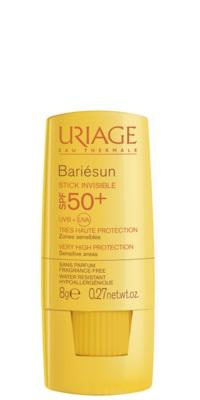 Uriage Bariésun Stick Invisível FPS 50+ 8g