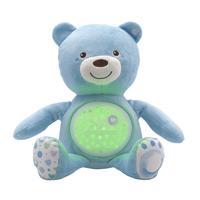 Chico Brinquedo Ursinho Boa Noite Azul+0m