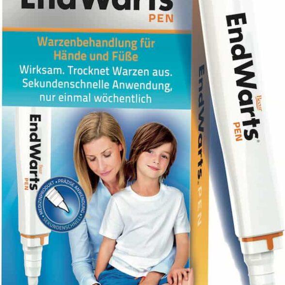 Endwarts Pen Caneta Remove Verrugas 3ml