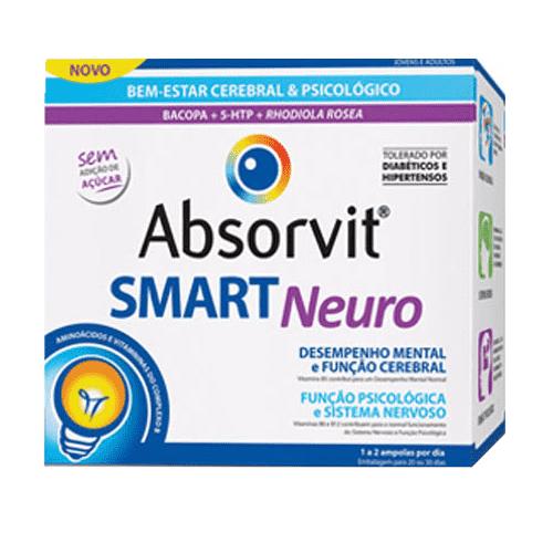 Absorvit Smart Neuro Ampolas 10ml x30