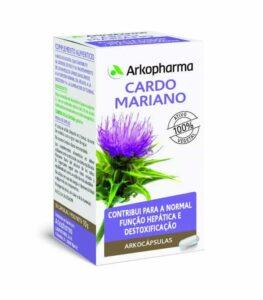 ArkoCápsulas Cardo Mariano x45
