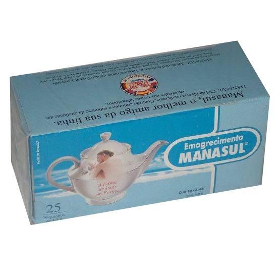 Chá Manasul x25
