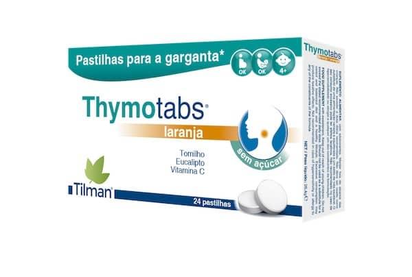Thymotabs laranja