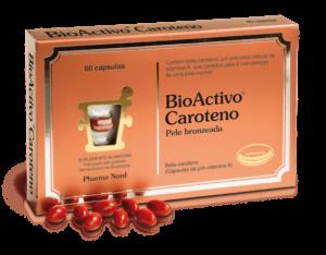 Bioactivo Caroteno Cápsulas x60