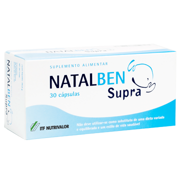 Natalben Supra x30