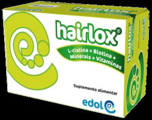 Hairlox Cápsulas x60