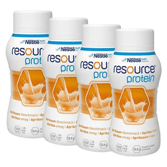 Resource Protein Alperce 200ml x4