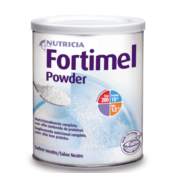 Fortimel Powder Pó Solúvel Neutro 335g