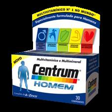 Centrum Homem Comprimidos x30