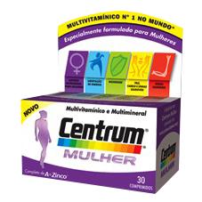 Centrum Mulher Comprimidos x30