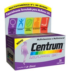 Centrum Mulher 50+ Comprimidos x30