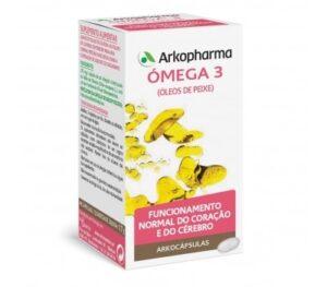 Arkocápsulas Omega 3 Cápsulas x100