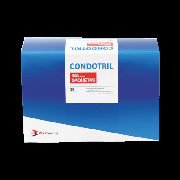 Condotril Solução Oral Saquetas x30