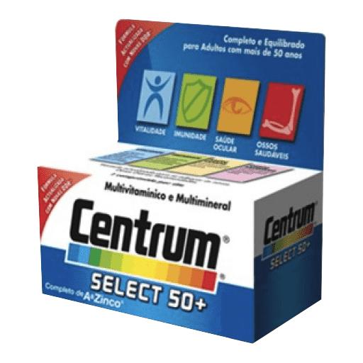 Centrum Select 50+ Comprimidos Revestidos x90