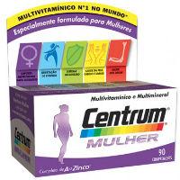 Centrum Mulher Comprimidos Revestidos x90