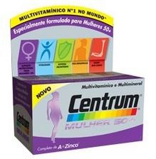 Centrum Mulher 50+ Comprimidos Revestidos x90