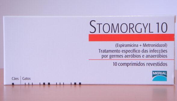 Stomorgyl Comp X10 comp rev VET